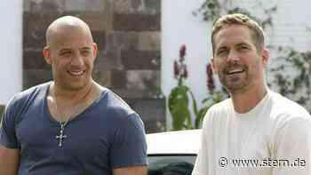 Paul Walker und Vin Diesel: Liebesbekenntnis der Kinder - STERN.de