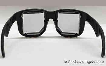 Facebook VR headset prototype looks like cool sunglasses