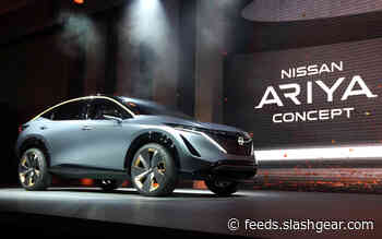 Nissan Ariya crossover EV debuts July 15 with a big question
