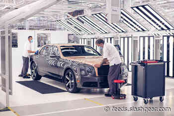 Bentley ends Mulsanne production after building over 7300 vehicles