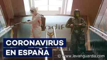 Coronavirus en Granada: Última hora sobre los rebrotes y la nueva normalidad en Andalucía - La Vanguardia