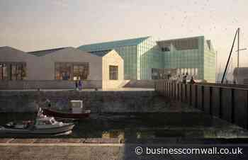 New Hayle Harbour plans revealed - Business Cornwall Magazine