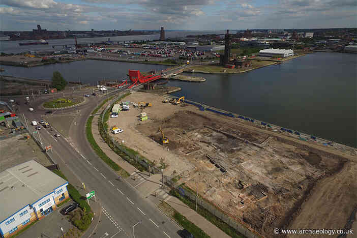 Out of the blue: the Seacombe Smalt Works