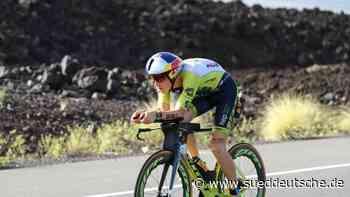 Ex-Ironman-Weltmeister Kienle stürzt mit dem Rad - Süddeutsche Zeitung