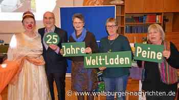 Weltladen Peine fordert dringend das Lieferkettengesetz - Wolfsburger Nachrichten