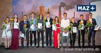 Nauen: Zeugnisse für Campus-Abiturienten - Märkische Allgemeine Zeitung