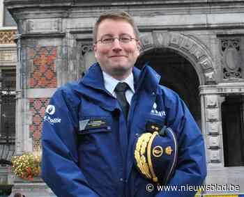 Korpschef zone Brussel-Noord doet er vijf jaar bij