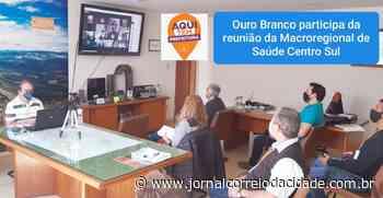 Ouro Branco volta para Onda Verde, mas pede ao Estado informações sobre fechamento dos estabelecimentos   Correio Online - Jornal Correio da Cidade