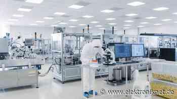 Advertorial: Maschinenbauteile für die Medizin- und Pharmaindustrie - elektroniknet.de