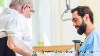 Geriatrische Medizin - Im Alter sind Menschen anders krank - Deutschlandfunk Kultur
