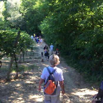 Castelplanio, alla scoperta del Sentiero del Granchio Nero - Centropagina