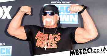 WWE's Hulk Hogan shares candid video from doctor's office - Metro.co.uk