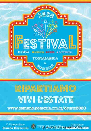 Pomezia e Torvaianica, Festival Estate 2020: ecco tutti gli eventi - Il Corriere della Città