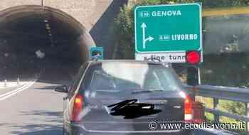Svincolo di Chiavari: un semaforo alterna la vita! - L'Eco - il giornale di Savona e Provincia