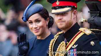 Harry e Meghan Markle duramente criticados por usarem logótipo da realeza - Notícias ao Minuto