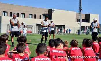 """Us Grosseto, iniziato il """"Summer Camp"""" - Grosseto Sport"""