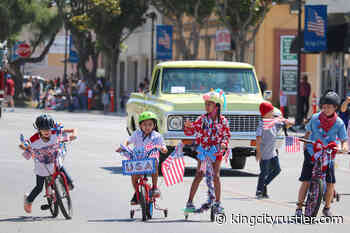 Salinas Valley cities cancel annual Independence Day celebrations | The - King City Rustler