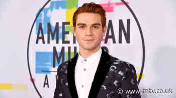 Riverdale's KJ Apa Looks Almost Unrecognisable With His New Beard