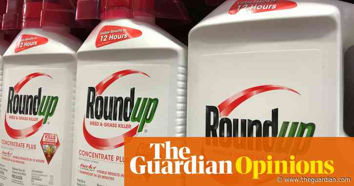 I believe Roundup gave me cancer. The Monsanto settlement is a slap in the face | Christine Sheppard