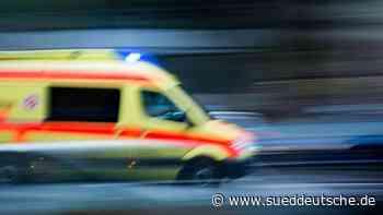 Autofahrerin bei Auffahrunfall schwer verletzt - Süddeutsche Zeitung