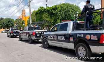 Continúan acciones en Seguridad en San Andrés Cholula - El Popular