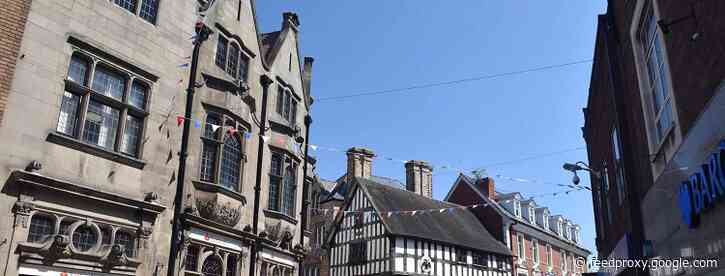 Oswestry to receive £700,000 from government to help tackle empty properties and enhance town's heritage