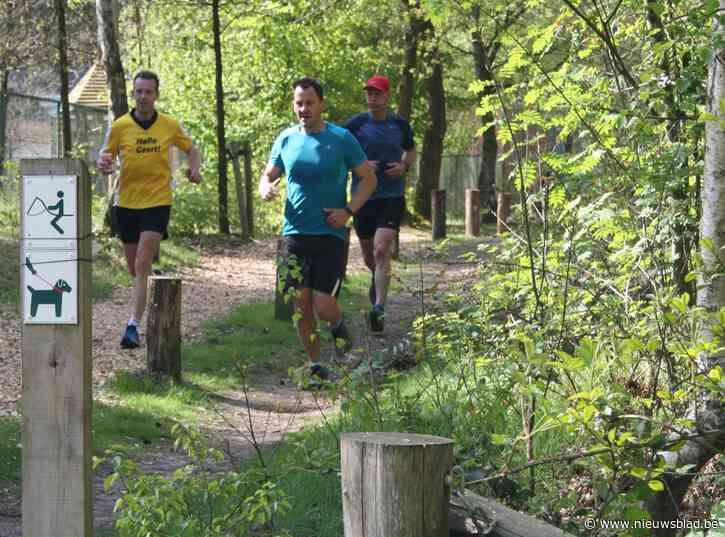 Sportdienst zet lopers op het pad met Strava-jogging