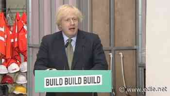 'A false start': Green groups express disappointment in Boris Johnson's 'New Deal' recovery package