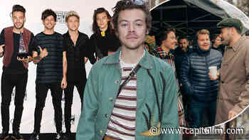 Harry Styles Pictured With One Direction Video Producer Ben Winston As 10th Anniversary Inches Closer - Capital