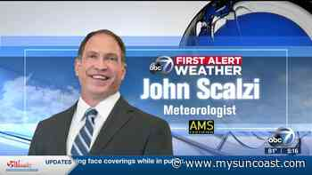 First Alert Weather: Warm weather continues without many showers - WWSB
