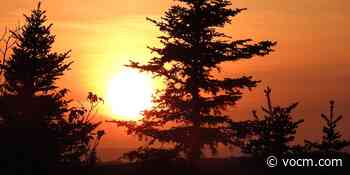 Hot and Humid Weather On Tap for Entire Province - VOCM