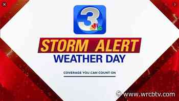 Marginal Risk for severe weather on Tuesday and Wednesday - WRCB-TV