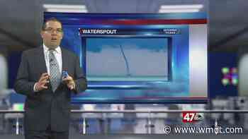 Weather Tidbits: Waterspouts - 47abc - WMDT