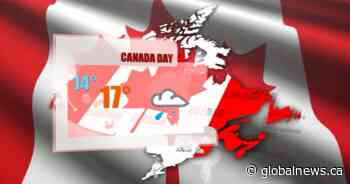 Okanagan weather: super soaker arrives on Canada Day - Globalnews.ca
