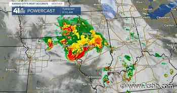 Weather Blog: Tracking an Odd Weather System - KSHB