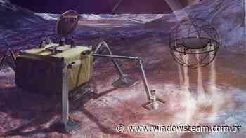 NASA quer construir um robô de salto a vapor para explorar mundos gelados - Windows Team