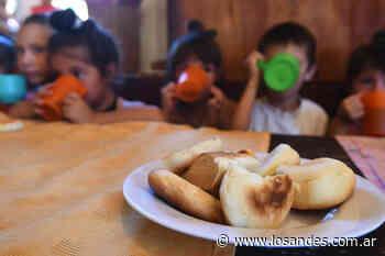 Un merendero de El Sauce necesita donaciones de alimentos para poder darle de comer a más de 160 niños - Los Andes (Mendoza)