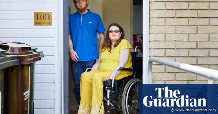 A phone call can't make tea: how UK's lack of social care is hitting disabled people in lockdown