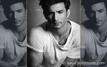 Sushant Singh Rajput's Death: Actor's Ashes Immersed In The Ganges River In Patna: Reports - BollyInside