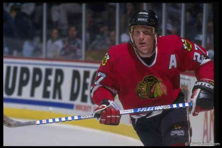 Chicago Blackhawks: Jeremy Roenick should be in Hall of Fame