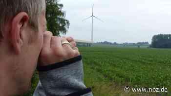 Drei 246 Meter hohe Windkraftanlagen in Melle: Wer will das, wer ist dagegen? - Neue Osnabrücker Zeitung