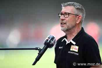 1. FC Union Berlin: Unions Fußballer beginnen Vorbereitung in Bad Saarow - Märkische Onlinezeitung