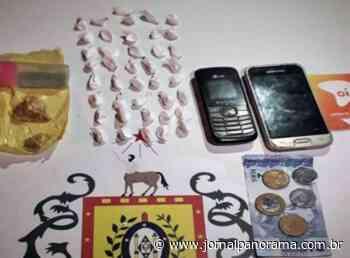 BM prende indivíduo por tráfico de drogas em Taquara - Panorama