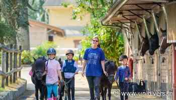 Pony camp Bois le Roi dimanche 26 juillet 2020 - Unidivers