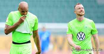 VfL Wolfsburg: Jörg Schmadtke und Maximilian Arnold ärgern sich über den BVB - SPORT1