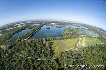Eau potable : travaux cet été au lac de Miribel-Jonage - Grand Lyon, communauté urbaine