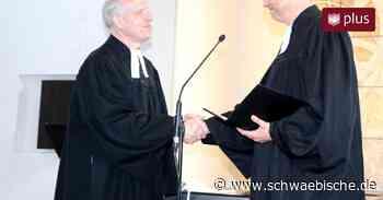 Bad Saulgau: Herzlicher Empfang für Walter Schwaiger - Schwäbische