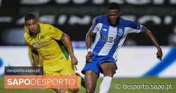 VÍDEO: O resumo do Paços de Ferreira-FC Porto - SAPO Desporto
