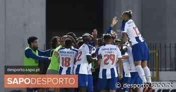 Paços de Ferreira 0-1 FC Porto: Bons ventos da Madeira empurram Dragão para vantagem dobrada - SAPO Desporto