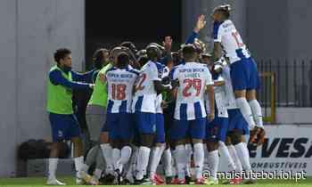 As melhores imagens do P. Ferreira-FC Porto   MAISFUTEBOL - Mais Futebol